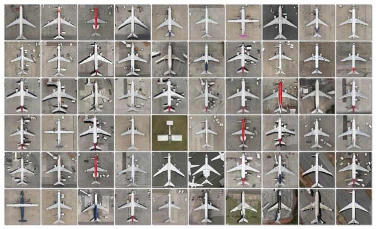 Aviões (Airplanes)