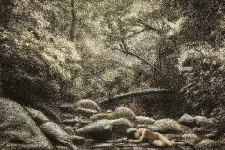 Cassio Vasconcellos Fine Art Photography Dryads 10
